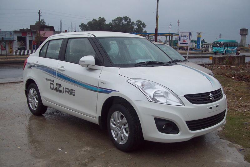 2012 Maruti Suzuki Swift Dzire