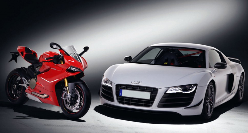 AUDI AG acquires the Ducati Motor Holding S.p.A. from Investindustrial Group