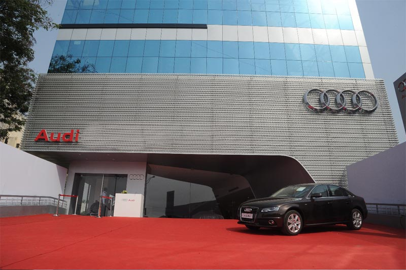 Audi India opens new showroom in Coimbatore; 2nd in Tamil Nadu