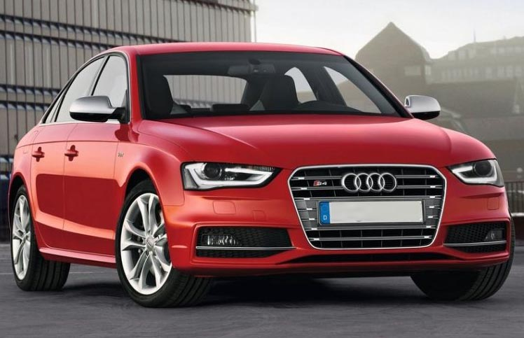 Audi S4 may arrive to India