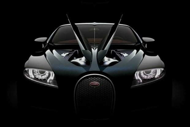 Bugatti 16C Galibier teaser video released