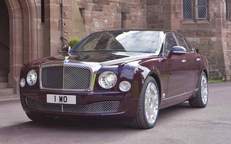 The Bentley Mulsanne S Very Limited: China Gets The Largest Dealership Of Bentley In Asia With