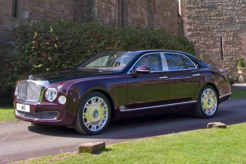 China gets the largest dealership of Bentley in Asia with the launch of Limited Edition Mulsanne