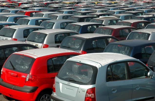 Double digit hike in car sales