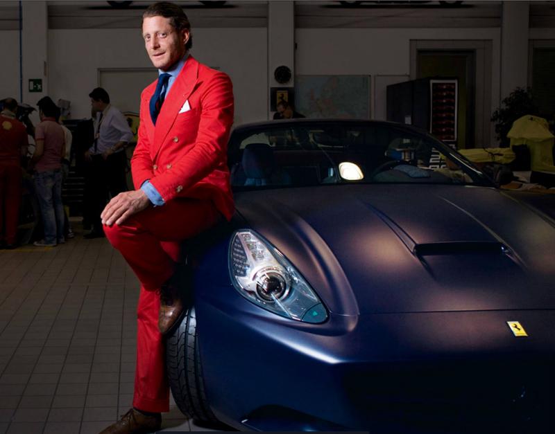 Fiat heir bidding for Ducati