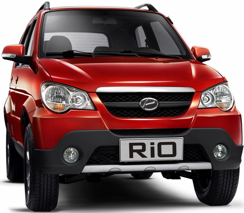 Fiat may supply diesel engines for the new Premier Rio SUV
