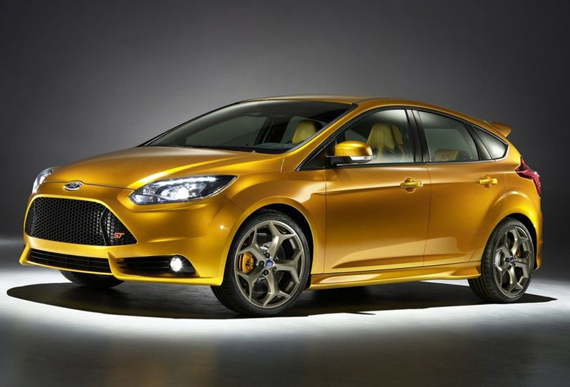 Ford Focus premium hatchback to be introduced in India by 2013