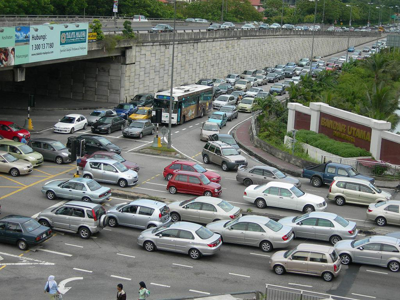 Honda working to eliminate traffic jams with Congestion Detection Technology