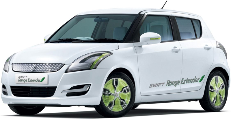 Hybrid Maruti Swift