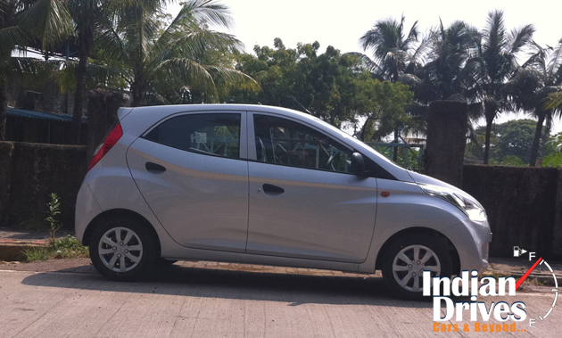 African and South Asian automobile markets to receive the Hyundai Eon from India