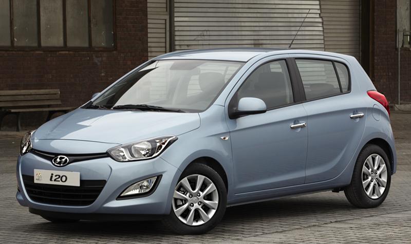 Hyundai i-gen i20