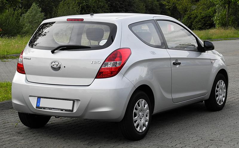 Hyundai i20 Old