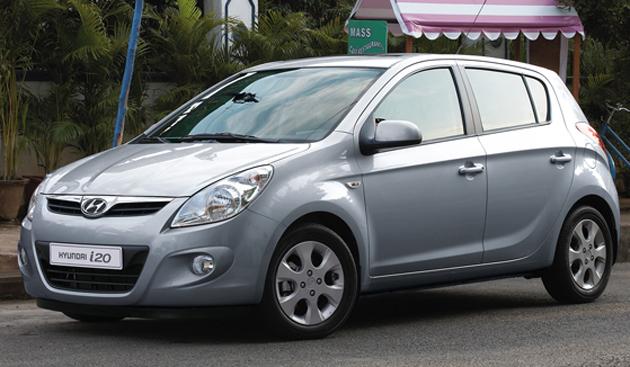 Hyundai i20 in India