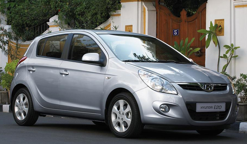 Hyundai i20 premium hatchback