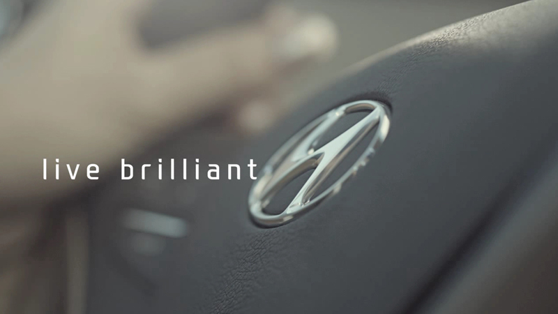 Hyundai launches 'Live Brilliant' campaign worldwide
