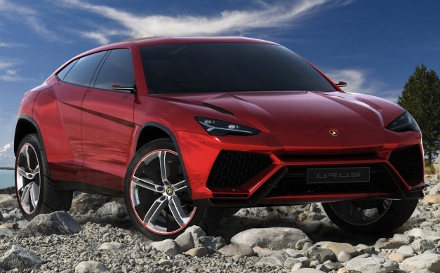 Lamborghini Trademarks Huracan