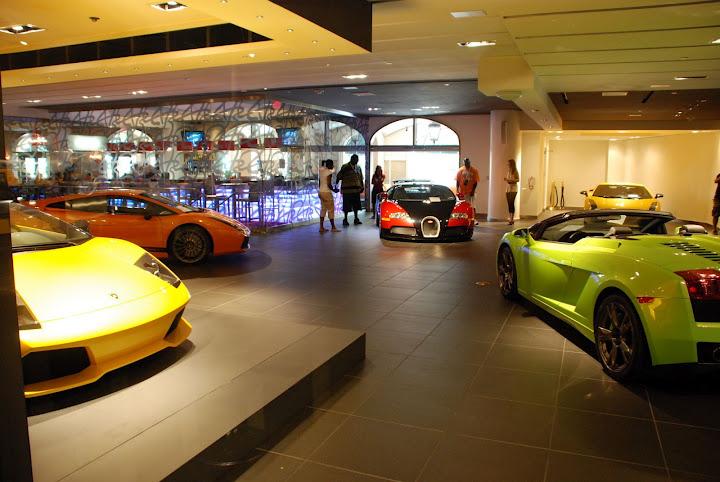 Lamborghini opens Mumbai showroom