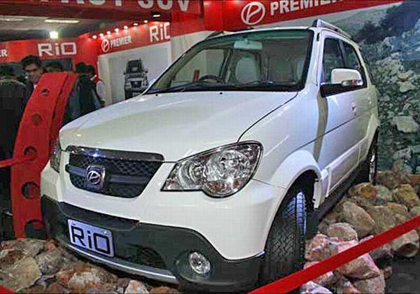 Launch of the Premier Rio Diesel around the corner?