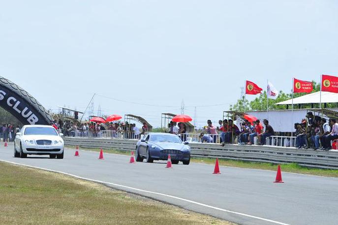 Madras Exotic Car Show