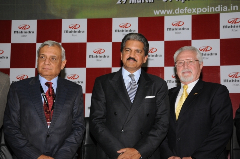 Mahindra & Mahindra all set for Two Joint Ventures