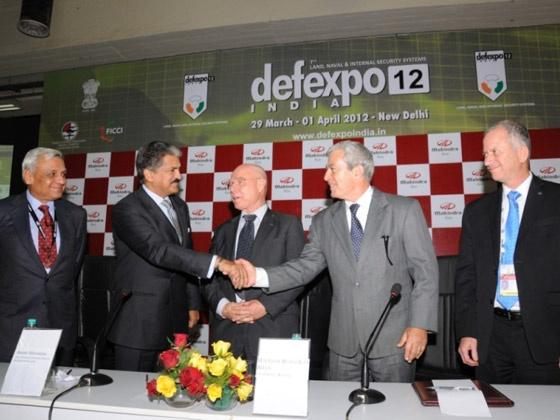 Mahindra & Mahindra all set for Two Joint Ventures