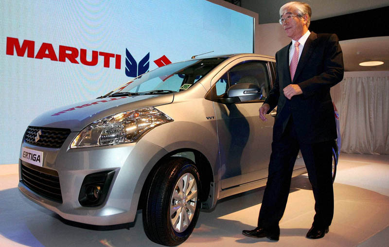 It's 'LUV' of a different kind for Maruti, Mahindra