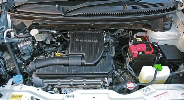 Maruti Ertiga engine
