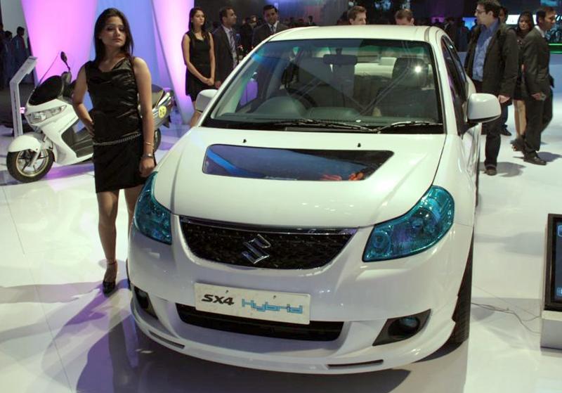 Maruti Suzuki SX4 Hybrid