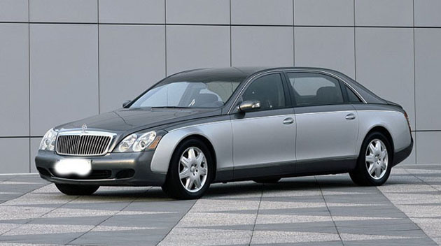 Maybach 62 available with discount of INR 52 lakhs