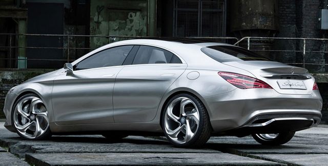 Mercedes-Benz Concept Sports Coupe