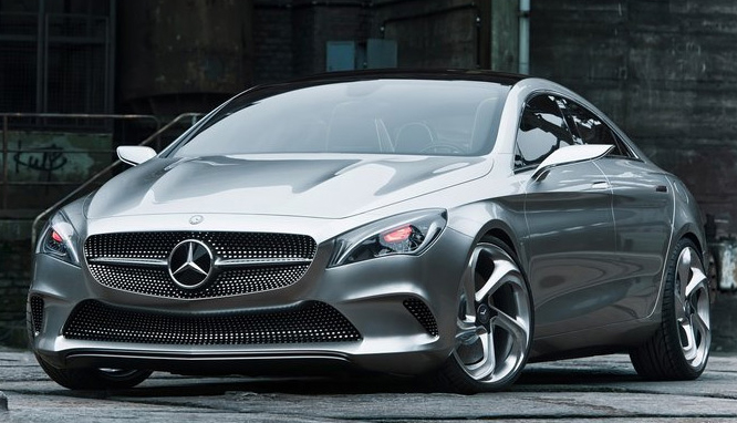 Mercedes Benz Concept Sports Coupe