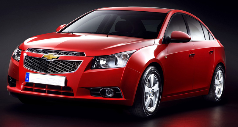 New Chevrolet Cruze to come in May this year: Rumor