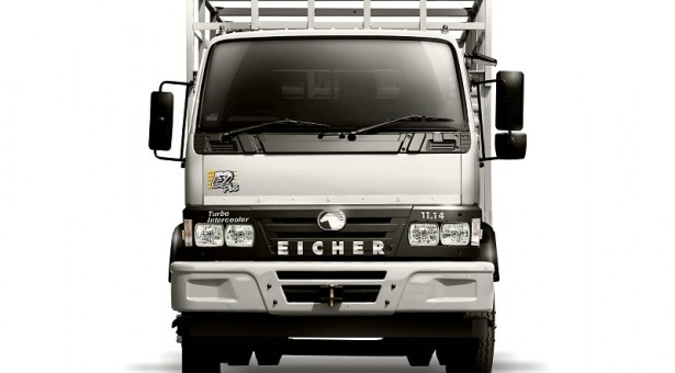 New Eicher 11.14 GVW Truck
