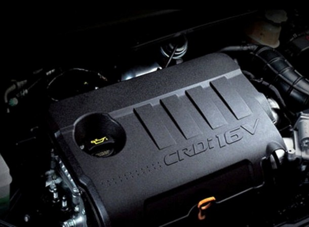 New Hyundai i20 engine