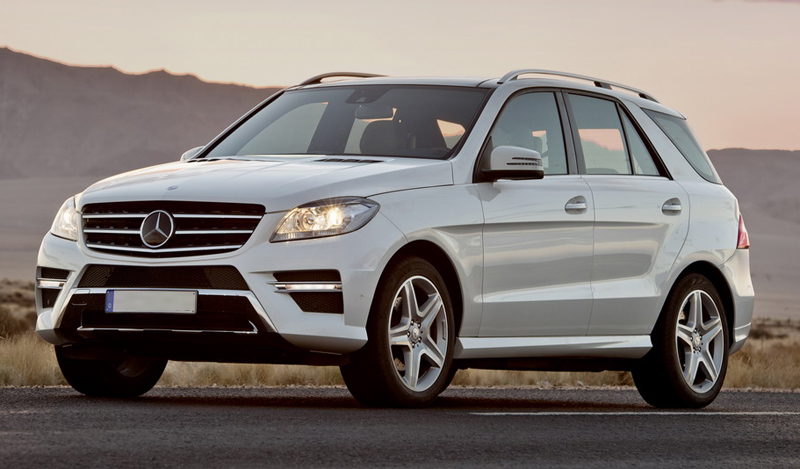 New Mercedes Benz M-Class coming to India this May