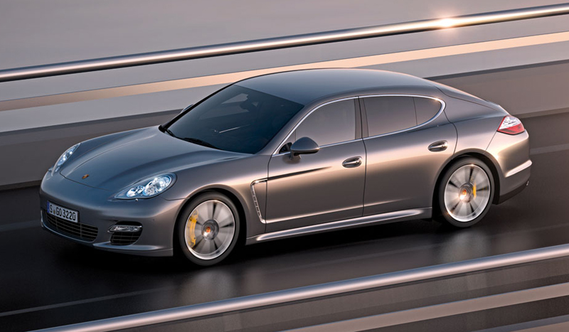 Panamera Cabriolet and Cayenne Coupe in the future Porsche lineup