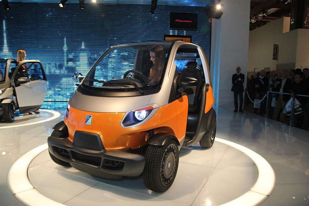 Piaggio Micro Car Likely to be Manufactured in India