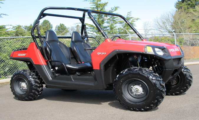 RZR SW of Polaris India is dedicated to the Defence Sector