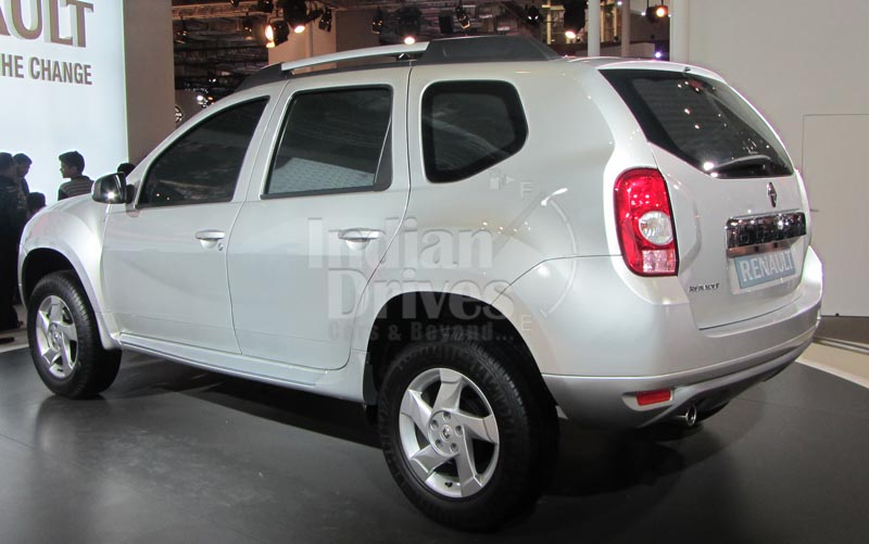 Duster crosses the milestone of 3 lakh unit for sales across the world