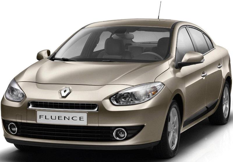 Renault Fluence E4 Diesel