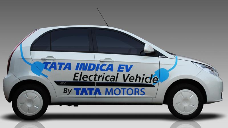 Tata Indica Vista Electric