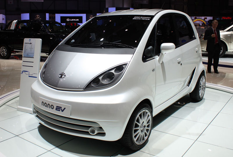 Tata Nano Electric