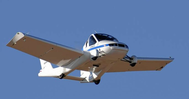 Terrafugia Prototype flying car