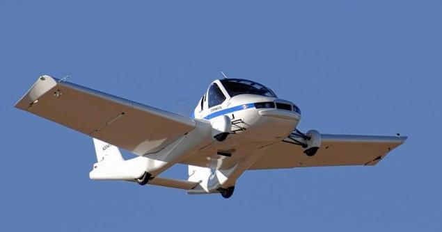 Terrafugia Prototype flying car