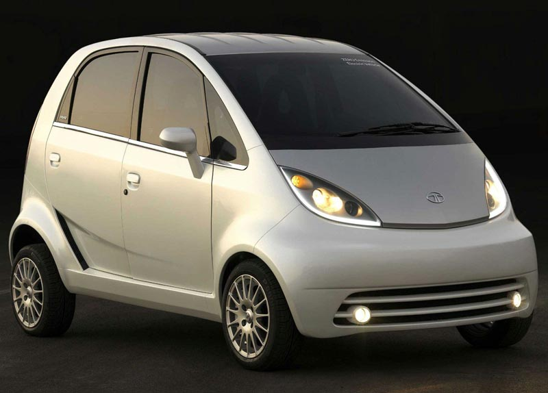 The EGEEUS official appreciates the Indian car Tata Nano for setting a benchmark standard