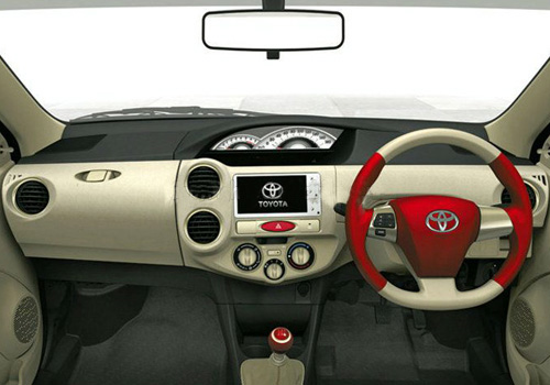 Waku Doki at the Nippon Toyota in Cochin to popularize the ETIOS Motor Racing
