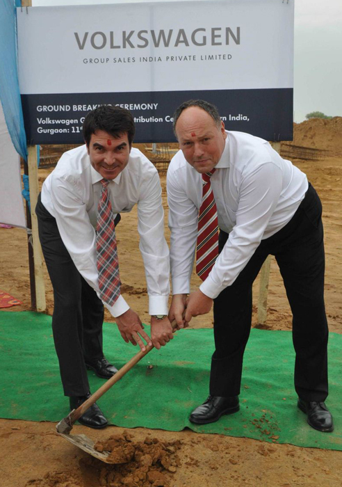 Volkswagen India Will Establish 4 Component Distribution Centres
