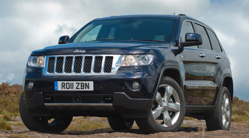 With the Grand Cherokee Jeep will make a comeback to India