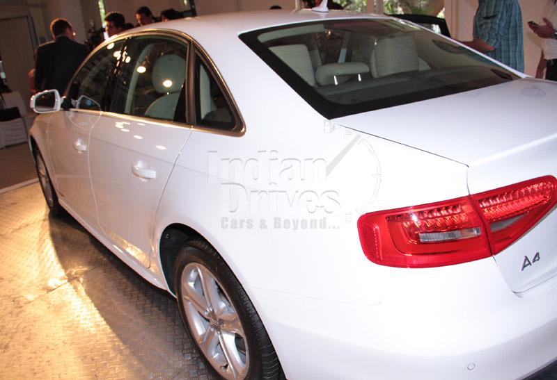 2012 Audi A4 in India