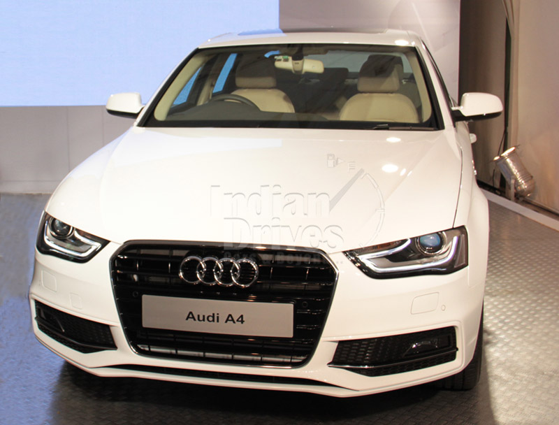 Audi A In India Review Indiandrivescom - Audi car top model price